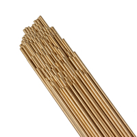 2.4mm Silicon Bronze TIG Filler Rods - 0.4kg (400g pack) - RCuSi-A -Welding Wire