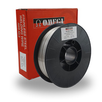MIG Welding Wire - Stainless -  ER316LSi - 0.8mm x  5kg spool - Omega Premium