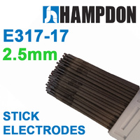 2.5mm Stick Electrodes - 10kg pack -  E317L - Stainless Steel -  Welding Rods
