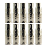 MIG Gas Nozzle / Shroud - PSF 160 - ESAB Style - 10 Pack - Parweld