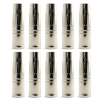 MIG Gas Nozzle / Shroud - PSF 315 - ESAB Style - 10 Pack - Parweld