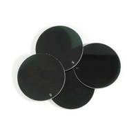 Bossweld Gas Lens 50mm Round Shade 5 - Pair