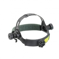 Bossweld Head Harness suits Black L/F Helmet