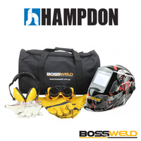 BossSafe Student Safety Kit - Street Helmet