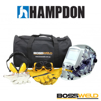 BossSafe Student Safety Kit - Urban helmet