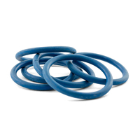 Bernard Style O-Rings for (4435 + 4635) MIG Gas Diffuser -5 Pack -O Rings
