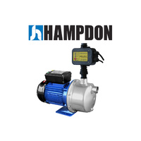 Bromic Waterboy, 60LTR Jet Pump 0.75KW 1.0HP + Controller (3kW)