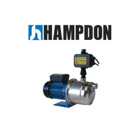 Bromic Waterboy, 80LTR Jet Pump 1.0KW 1.3HP + Controller (3kW)