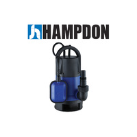 Waterboy Dirty Water Submersible Pump 400W