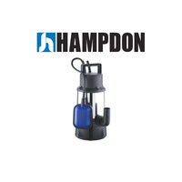 Waterboy Stainless Steel 50 Litre Clean Water Submersible Pump 800W
