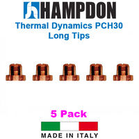 Thermal Dynamics Style PCH30 Long Tips - 5 Pack