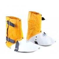 Welders Spats with buckles - Boot Protection - AP9100T