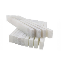 Engineers chalk 125mm x 12mm x 5mm -144 Pack - French chalk - Soapstone