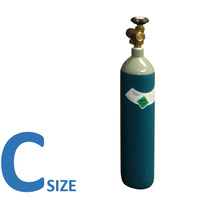 Argon / Co2 C Size Welding Gas bottle - No Rent