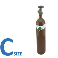 Helium C Size Welding Gas bottle - No Rent