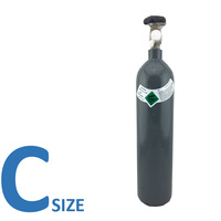 Nitrogen C Size Gas - Oxy - LPG - Pressure Test - No Rental Fee