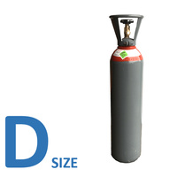 D Size Nitrogen/Hydrogen Mix 95/5 Gas bottle - NO RENT
