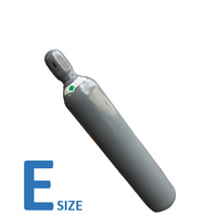 Nitrogen E Size Gas Cylinder / Bottle - No Rental Fee