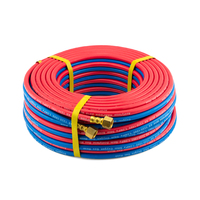 25 meter Oxy  Acetylene Twin Hose with fittings. Trade Quality
