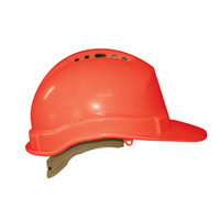 Industrial Adjustable Vented Hard Hat - Slider Type 1 - Assorted Colours