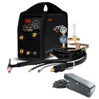 Unimig Viper 200 AMP High Frequency DC TIG / MMA Pulse Inverter Welder