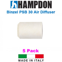 Binzel Style PSB 30 Air Diffuser - 5 Pack