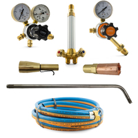 LPG Super Heating Torch Kit - SHP1 with Mixer + 700mm Barrel