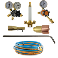 LPG Super Heating Torch Kit - SHP3 with Mixer + 450mm Barrel