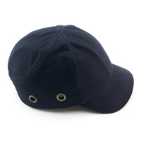 Dodge Bump Cap - 50mm Mid Peak - Navy Blue - Head Protection