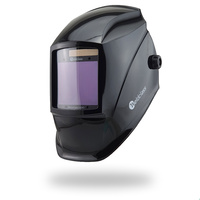 4 SENSOR Weldclass Promax 500 Black Stealth Automatic Welding Helmet