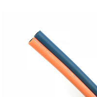 1m Gas hose for Oxy LPG - Twin Hose - No Fittings