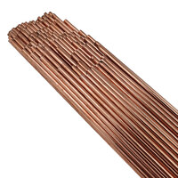 2.4mm PREMIUM Mild Carbon Steel TIG Filler Rods 1kg -ER70S-2 - Welding Wire
