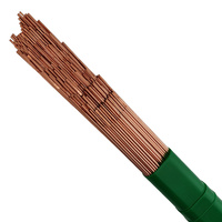 2.4mm PREMIUM Mild Carbon Steel TIG Filler Rods 1kg -ER70S-4 - Welding Wire