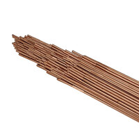 2.4mm PREMIUM Mild Carbon Steel TIG Filler Rods 1kg -ER70S-6 - Welding Wire