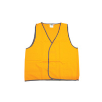 Hi Viz Orange Day Only Safety Vest - Size XXL