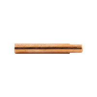 MIG Contact Tips - Long Life - 1.0mm Bernard Style - 25 pack - Longer 51mm