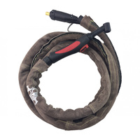 7.5m Leather Welding Cable Cover / Sheath - 10cm Wide
