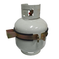 Gas Bottle Holder | Restraint (Size 300mm - 310mm) Suits 9kg & 15kg LPG Bottle Steel