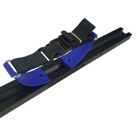 Gas Bottle Holder Restraint 1m Track | 4x 900mm Strap