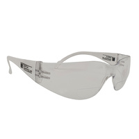 +3.0 Clear Bifocal Reading Safety Glasses Bi focal