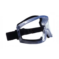 Chemical Safety Goggles - Helix  – Clear