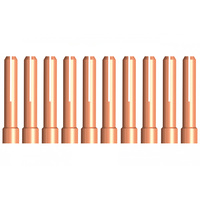 STUBBY TIG Collets - 10 pack - 2.4mm - WP-17 | 18 | 26
