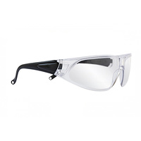 Industrial Safety Glasses - Spark  - 12 Pairs - Clear