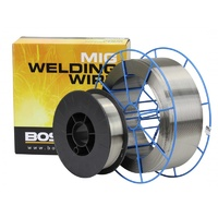 Bossweld 308LSi x 0.9mm x 5 Kg MIG wire
