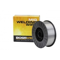 Bossweld 71T-1 Flux Cored Mig Wire x 1.2mm x 15 Kg - PERTH ONLY