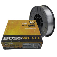 Bossweld GLX600 Gasless Hardfacing 0.9mm MIG Wire 5kg Spool