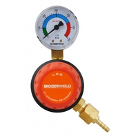Bossweld LPG High Pressure Regulator