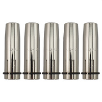 Kemppi MIG Gas Conical Nozzle / Shroud 14mm - 5 Pack