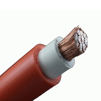 2m Welding Cable - 50mm² - 0 Gauge - Zero - Car Battery