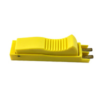 Bernard Mig Trigger Assembly Yellow - 200/300 Amp